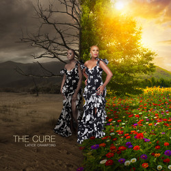 Laice Crawford - The Cure Official Cover Art
