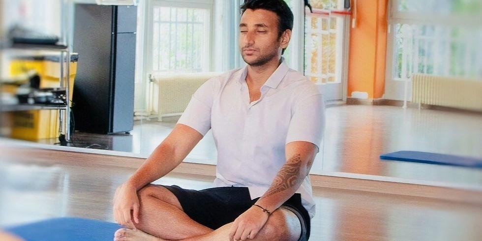 """Schnupperabend """"Yoga für Männer"""""""