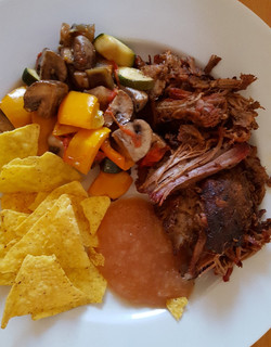 Pulled Pork Tropical