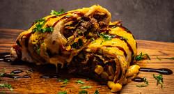 Pulled Beef Burritos