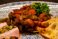Karotten-Fenchel Gemüse