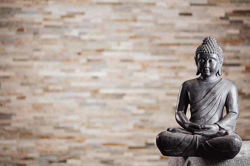 Buddha - Fotografin Monika Markoni