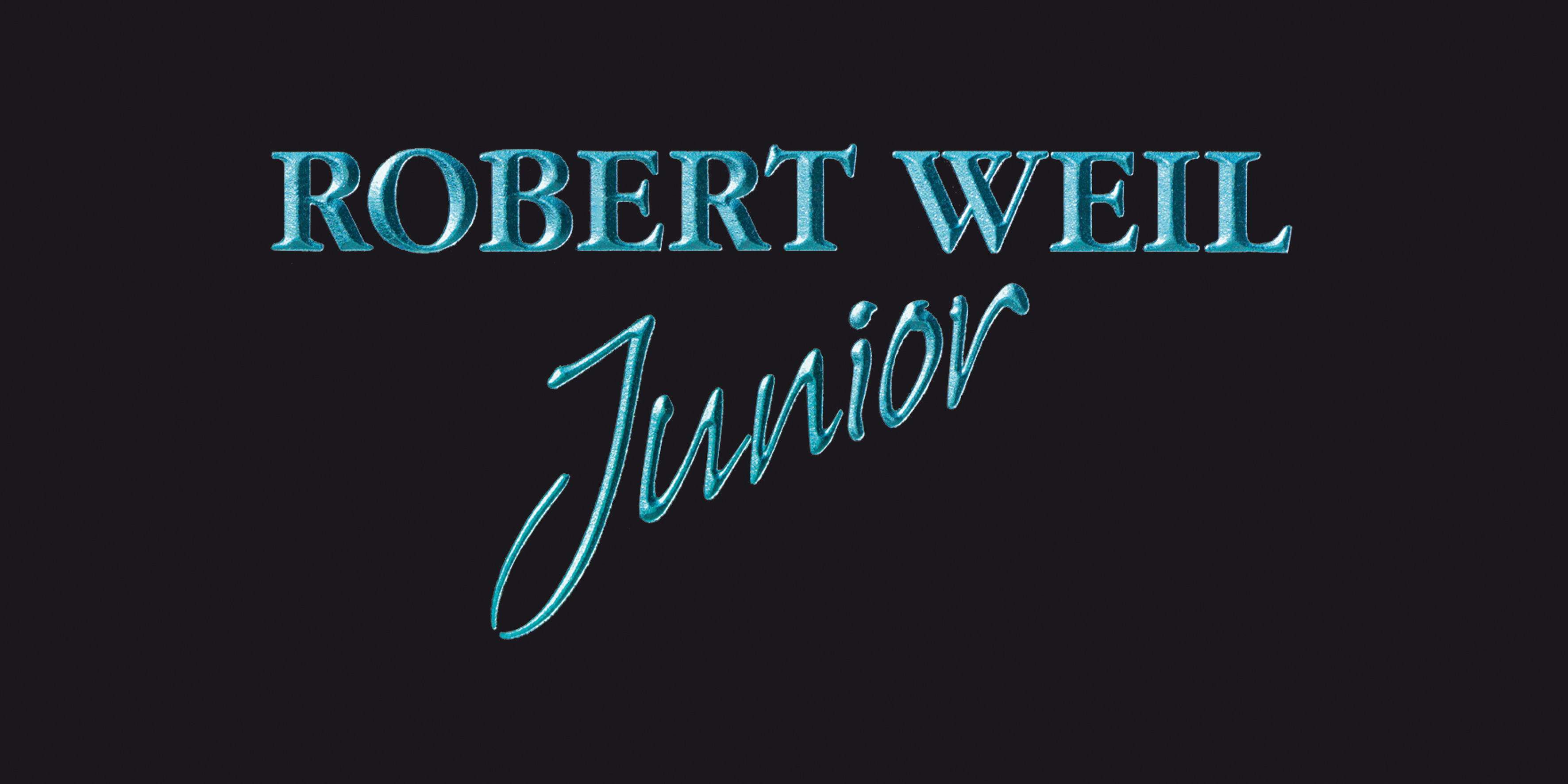 Robert Weil Junior