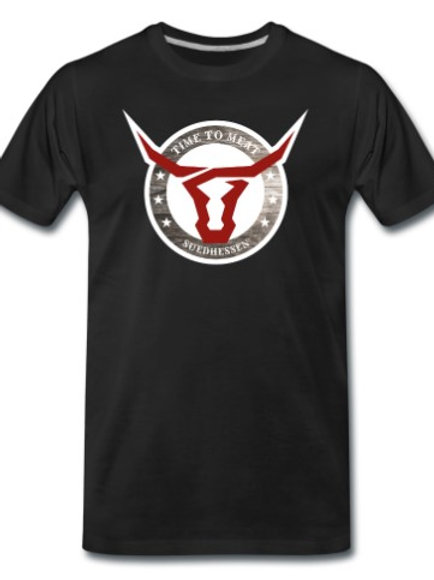 Time to Meat - das Shirt