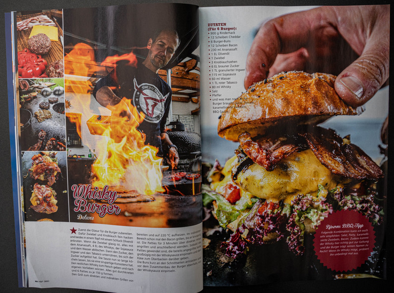 Fire & Food
