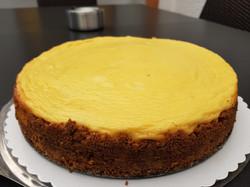 Smoky Cheesecake