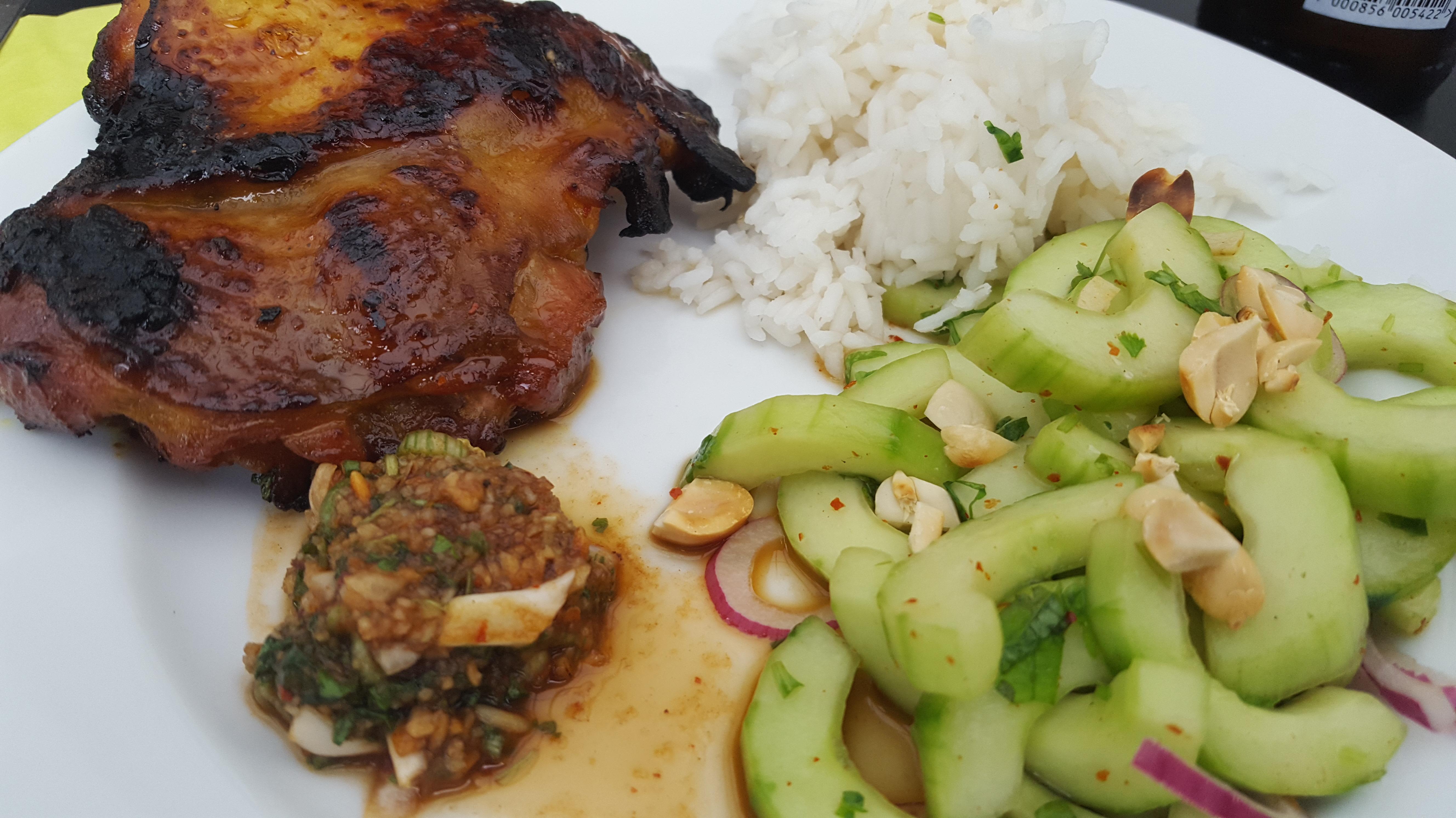 Gai Jang - Thai Chicken