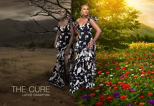 Latice Crawford The Cure Album Cover