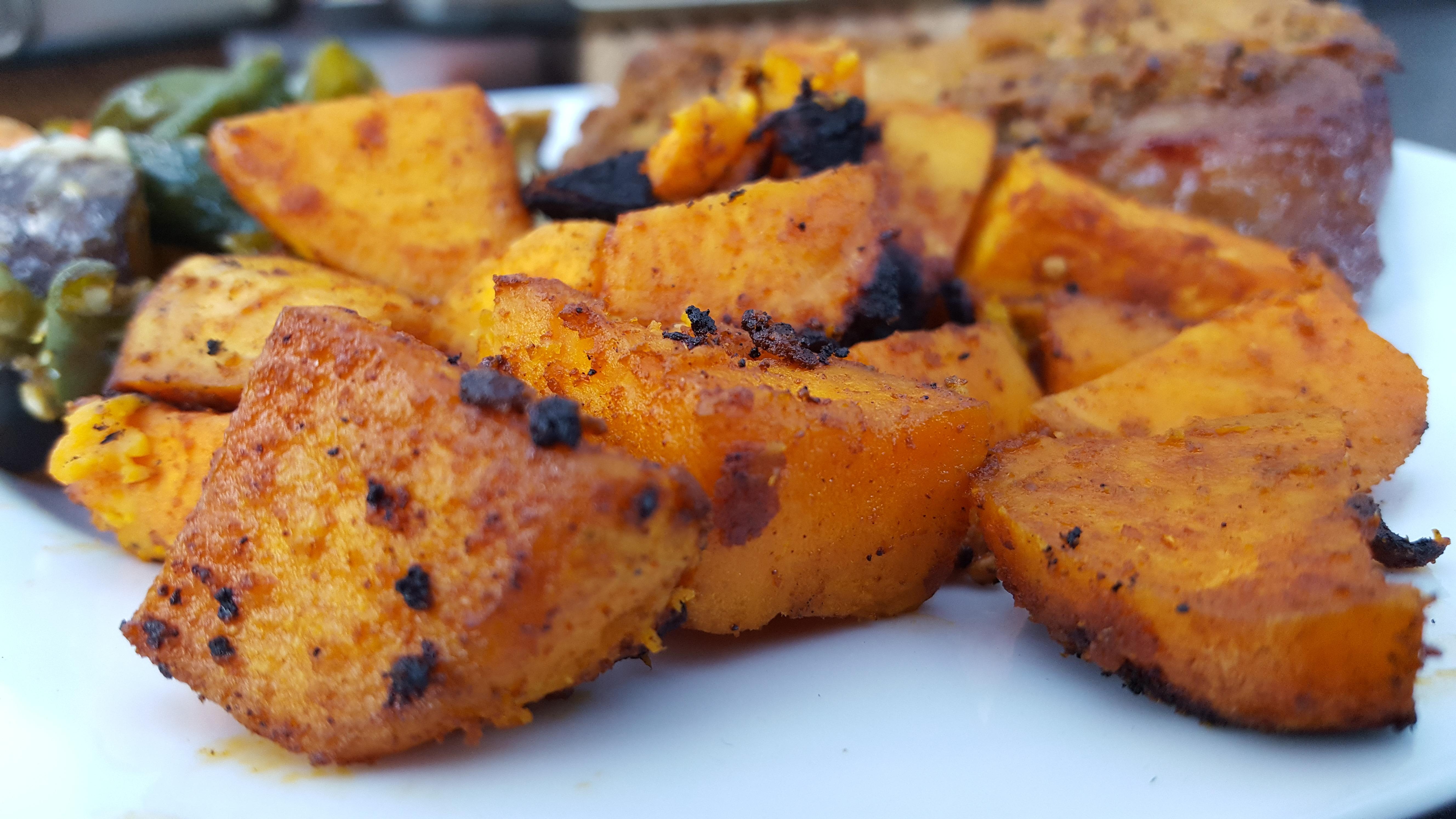 Magische Süßkartoffeln