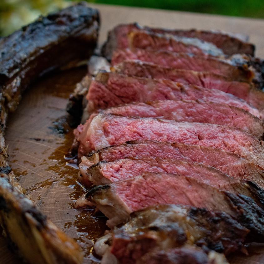 Die Welt der Steaks - 16.04.2021 - AUSGEBUCHT