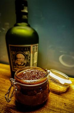 Smoky Pflaumen-Rum Bacon-Jam