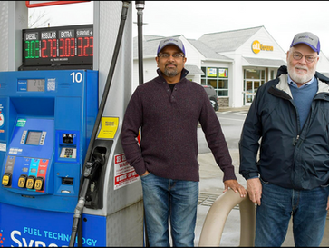 Launched in Westboro, PayByCar uses E-ZPass transponders to shave time at gas pump