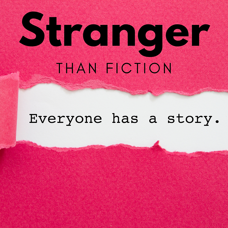 Stranger Than Fiction - Is back!