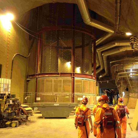 Fertigstellung Gotthardbasistunnel