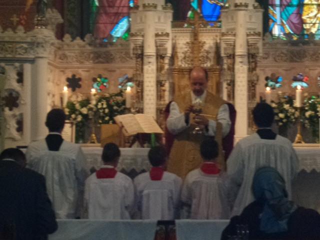 Messe de l'Ascension Chantemerle - 13 mai 2021