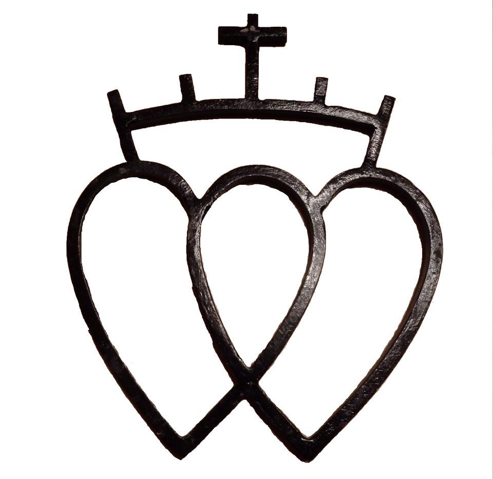 Coeurs unis de Jésus et Marie