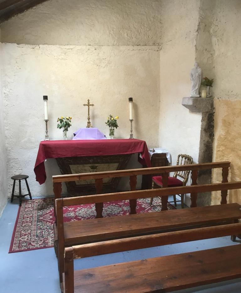 Chapelle de la maison Saint Louis