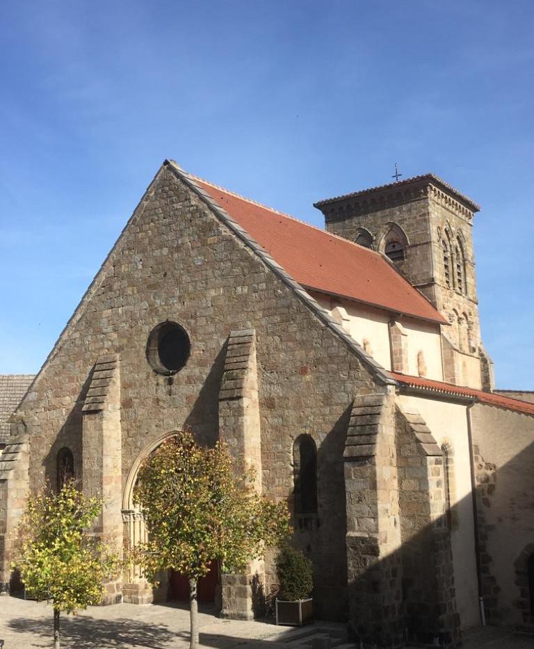 Eglise de Montaigut