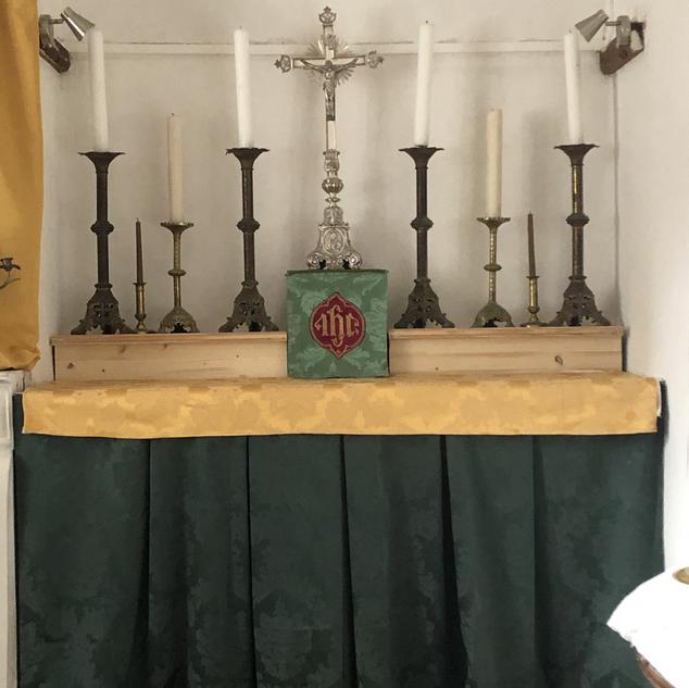 Oratoire sainte Thérèse