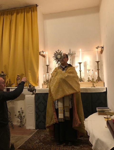 Oratoire Sainte Thérèse de l'enfant Jésus