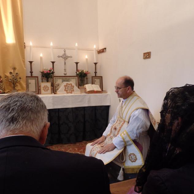 Oratoire sainte Thérèse de l'EJ