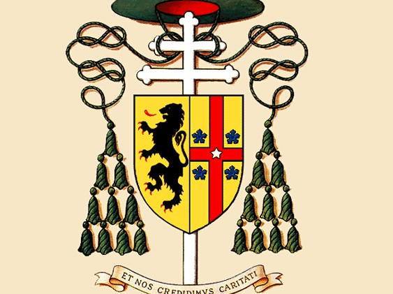 Armes de Monseigneur Lefebvre