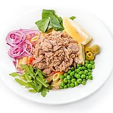Пенне-салат с тунцом