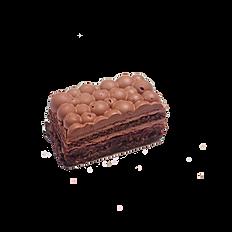 Воздушный шоколад