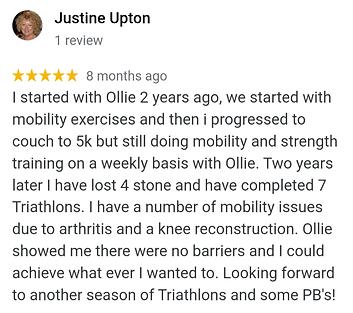 Justine Upton Google Review - website1.p