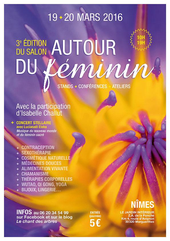 Salon Autour du Féminin 2016