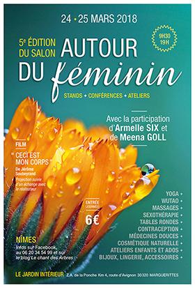 Salon Autour du Féminin 2018