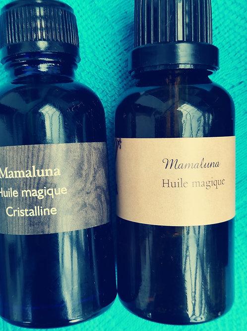Mamaluna huile