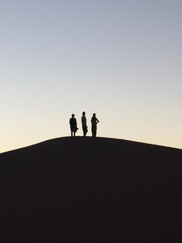 Désert Maroc 2018