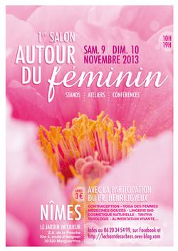Salon Autour du Féminin 2014