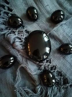 Soin avec l'Obsidienne