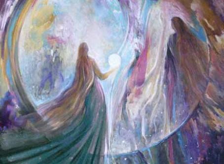 Pleine Lune du 8 avril, Chère Mère Lune
