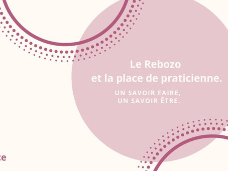Formation Enrichie au Soin Rebozo 2020