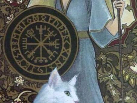 Sycomore et Freya les Déesses des passages