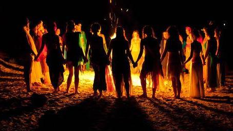Week - end de femmes à Parisot ( Tarn & Garonne) le 17 et 18 juin 2017 pour célébrer le solstice