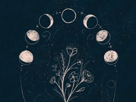 Nouvelle lune 13 janvier 2021, j' ai demandé à la lune //rituel