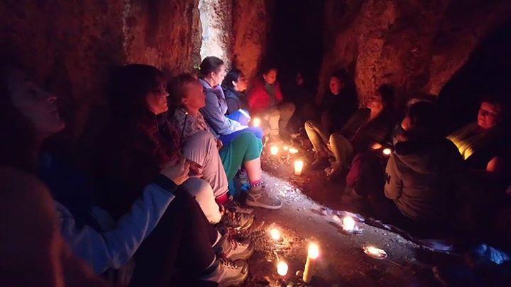 Grotte aux Oeufs - Pèlerinage Marie-Madeleine