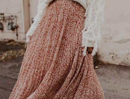 Porter une jupe