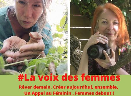 #Lavoixdesfemmes
