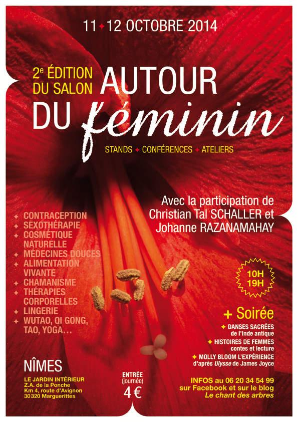 Salon Autour du Féminin 2015