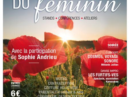 """Le Salon """"Autour du Féminin"""" refleurit pour sa sixième édition à Nîmes"""