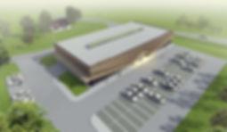 Стройтовары. Общий вид здания