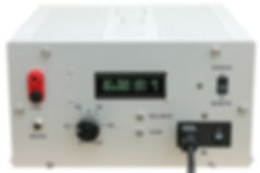 Magnetic Brake Systems (MBS) CTPS Controle panel - FRONT