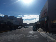 Another sunny December day in Silver Cit