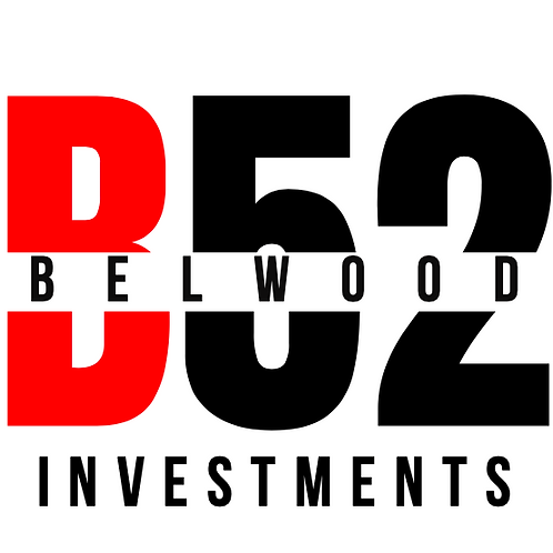 T-Shirt: B52 Belwood Investments