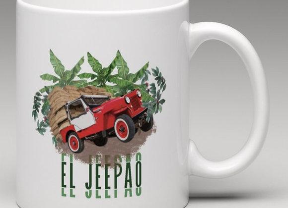 LaGreen Tasse El Jeepao